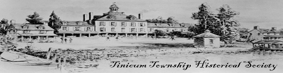Tinicum Township Historical Society
